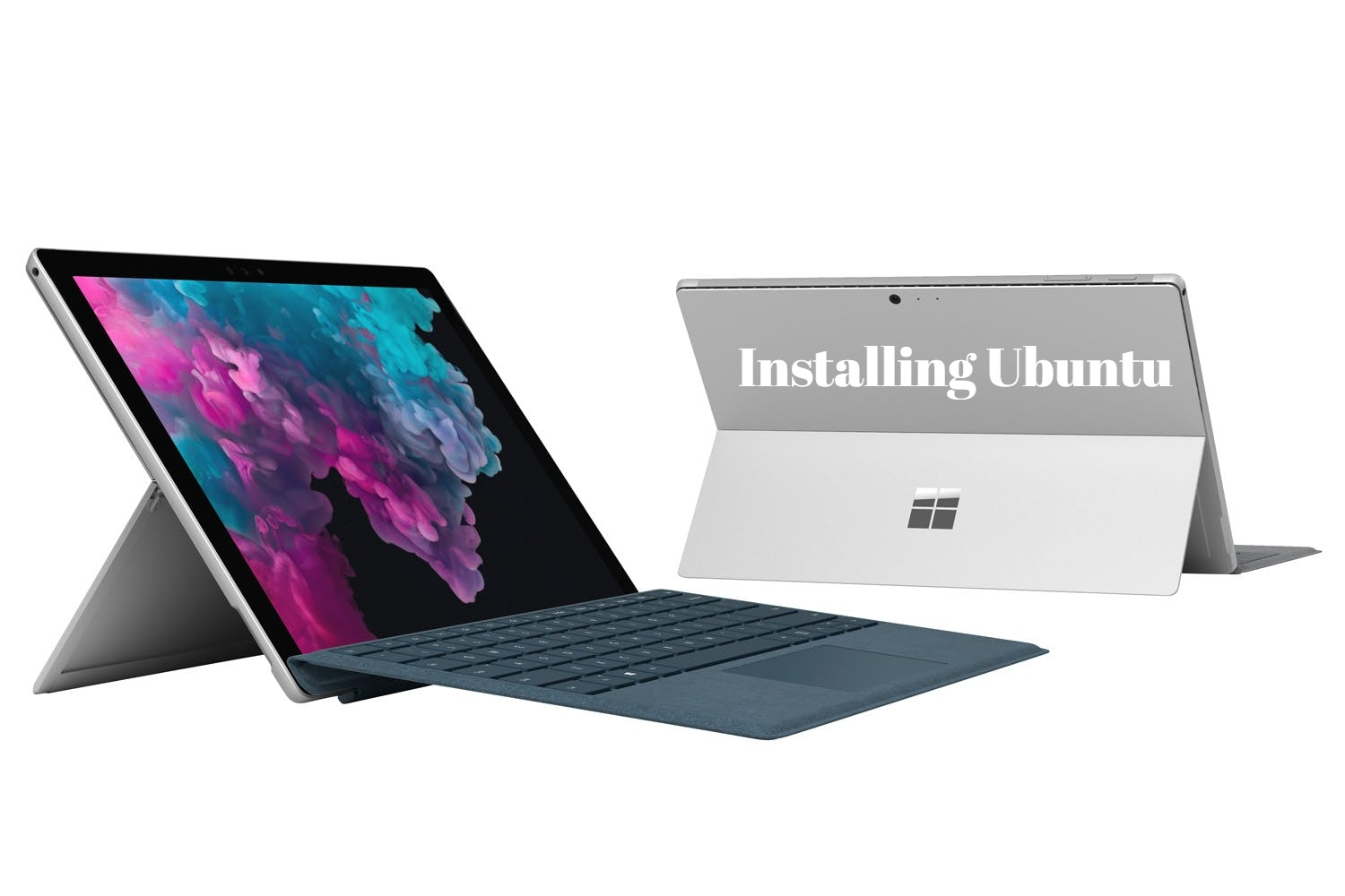 How to install Ubuntu 18.04 on Surface Pro 6 + Dual Boot