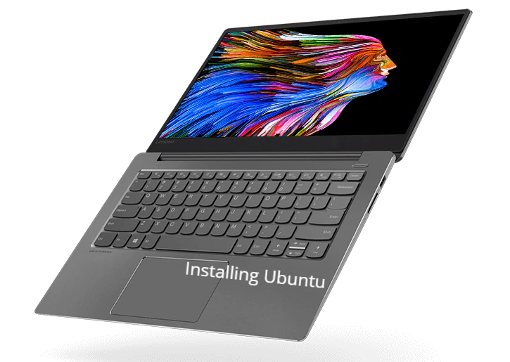 install ubuntu on Lenovo Ideapad 530S