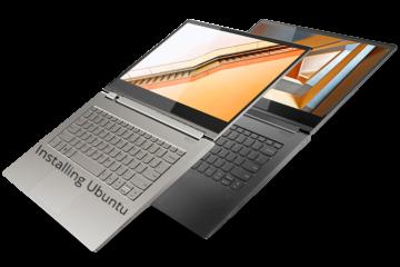 Install ubuntu on lenovo yoga c930
