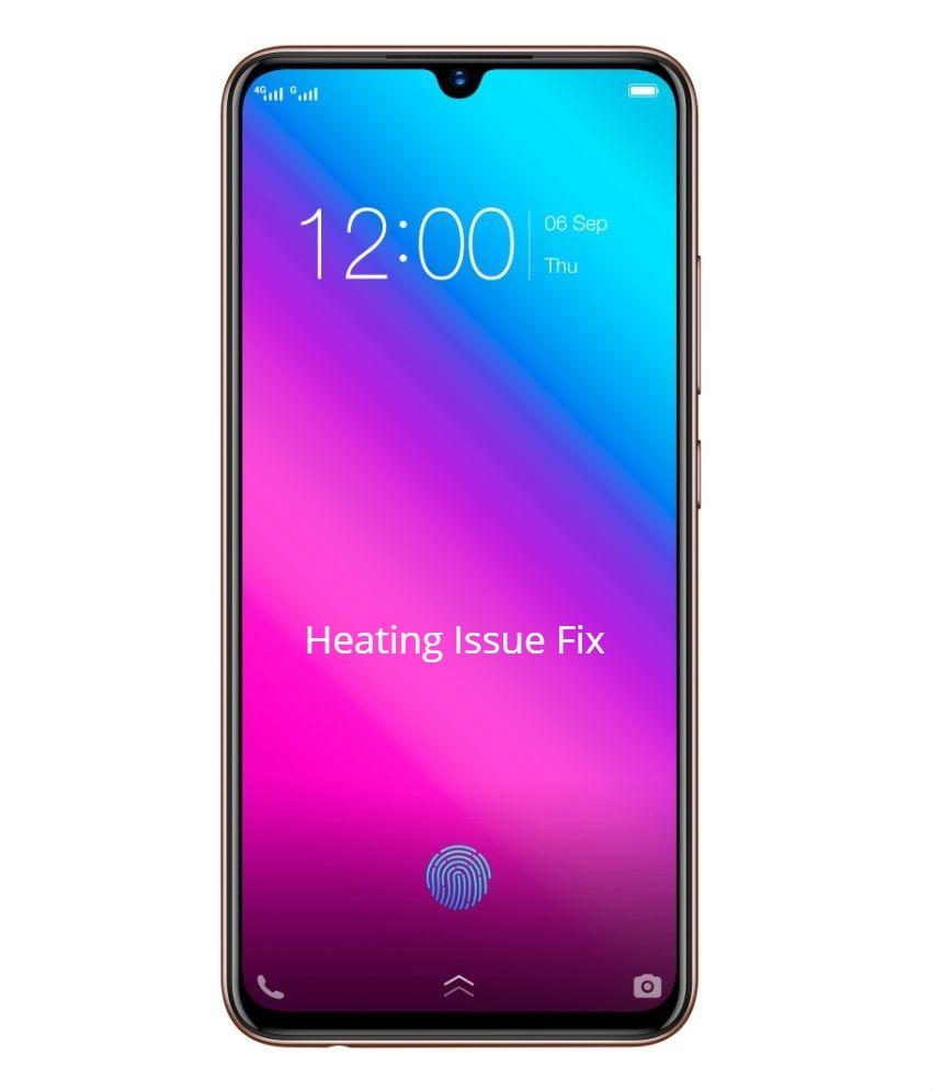 Vivo V11 Pro overheating issue fix