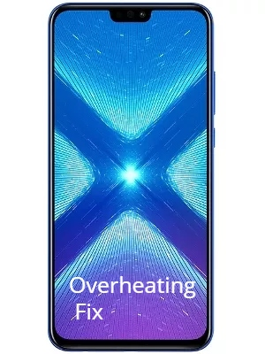 Honor 8X Overheating issue fix