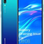 Huawei Y7 Pro (2019) Battery draining fast issue fix