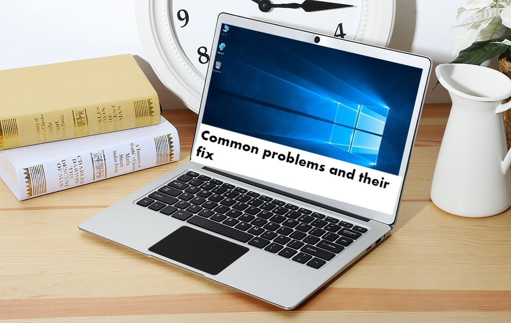 Common problems with Jumper EZBook 3 Pro