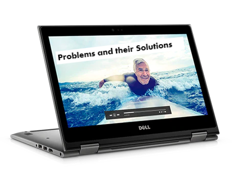 Dell Inspiron 13 5000 Problems and their solutions
