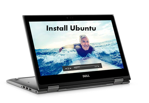 Install Ubuntu on Dell Inspiron 15 3000