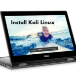 How to install Kali Linux on Dell Inspiron 13 5000 from USB