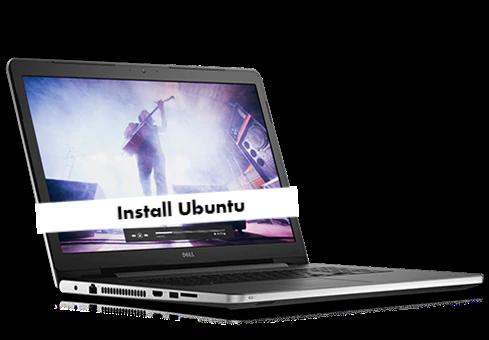 Dell Inspiron 17 5000 Ubuntu