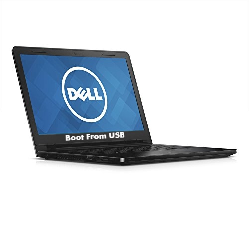 Dell Inspiron 14 3000 Boot From USB