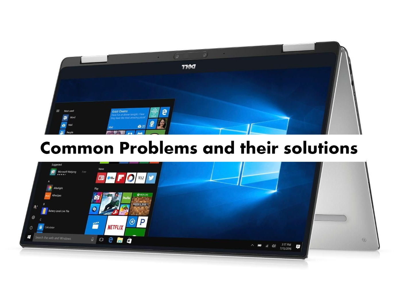 Dell XPS 13 9365 problems