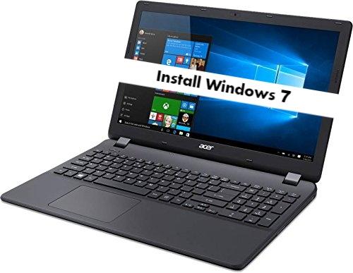 Install Windows 7 on Acer Aspire ES1-533