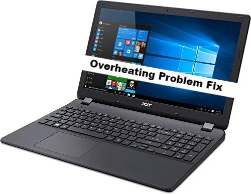 Acer Aspire ES1-533Overheating problem