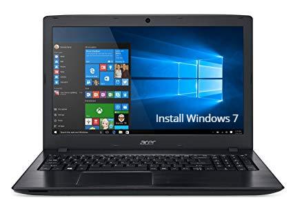 Install Windows 7 on Acer Aspire E15