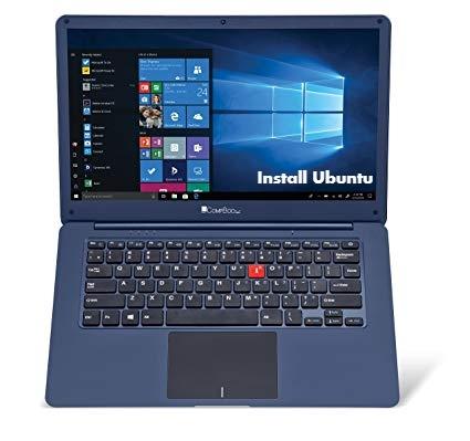 iBall CompBook M500 Ubuntu