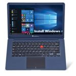 How to install Windows 7 on iBall CompBook M500 from USB