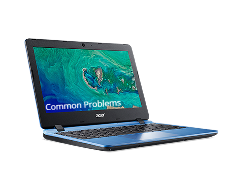 Acer Aspire One Common Problems