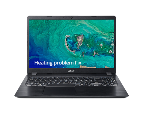 Acer Aspire 5 Heating issue fix