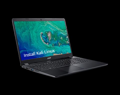 Acer Aspire 5 Kali Linux