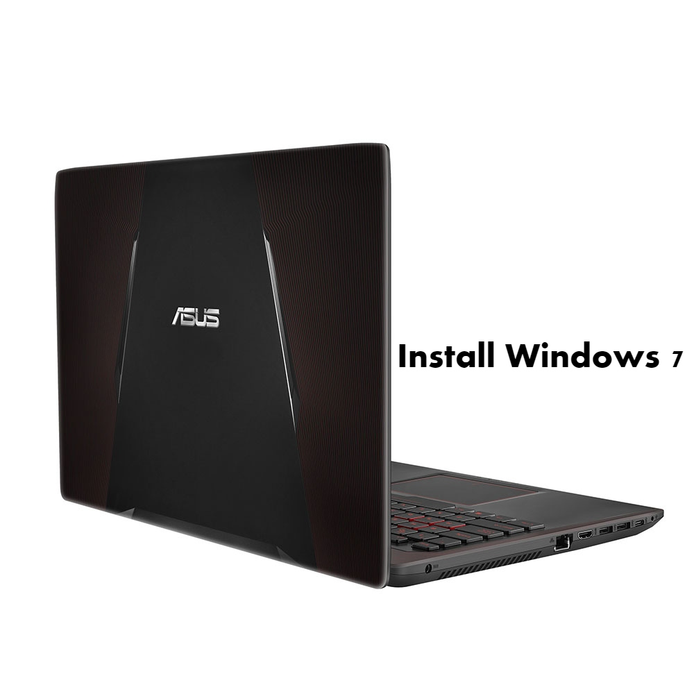 Install Asus FX553