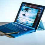 Microsoft Surface Pro 3 Boot from USB for Linux and Windows