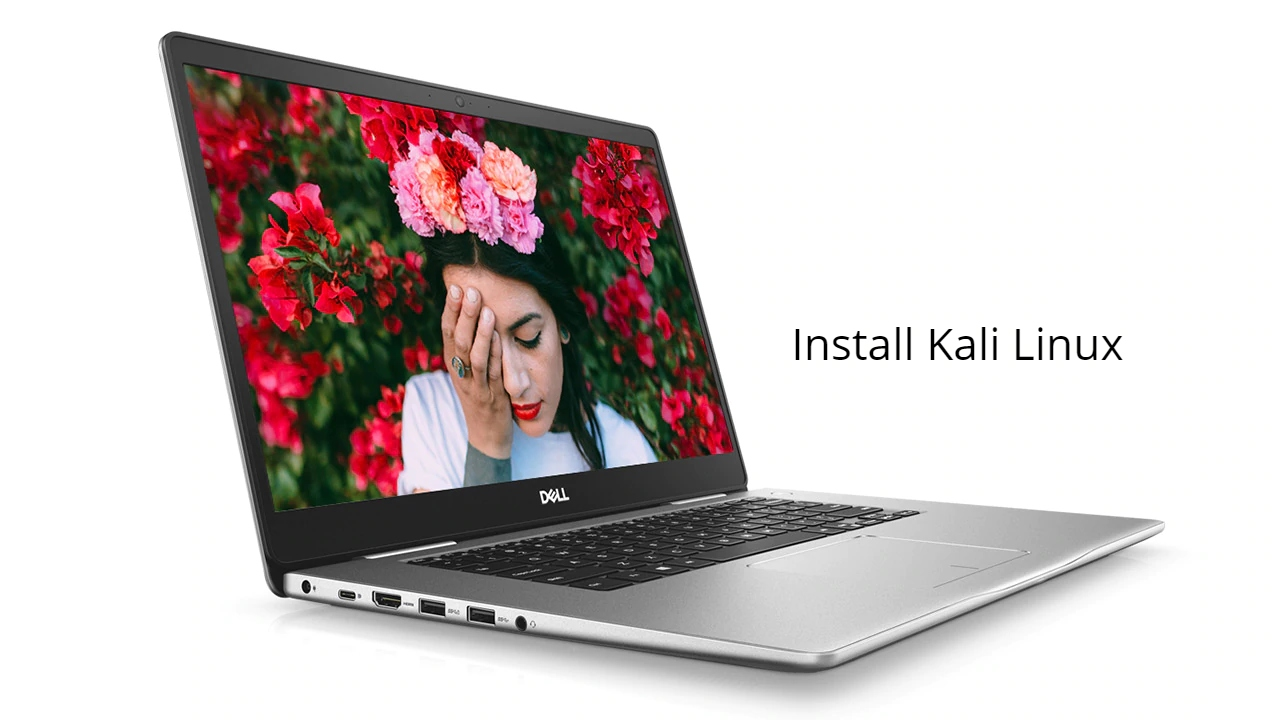 Dell Inspiron 15 7000 Kali Linux