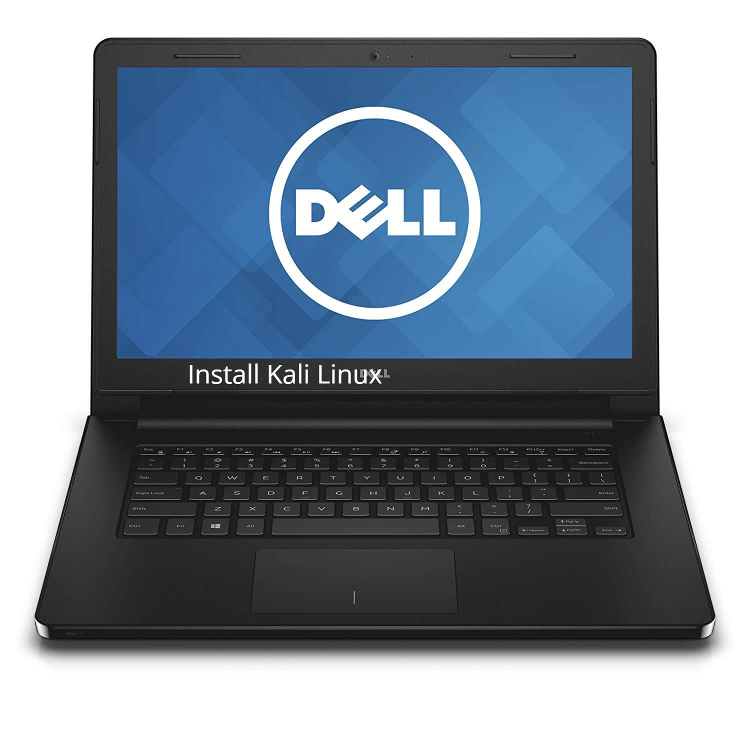 Dell Inspiron 3567 Kali Linux