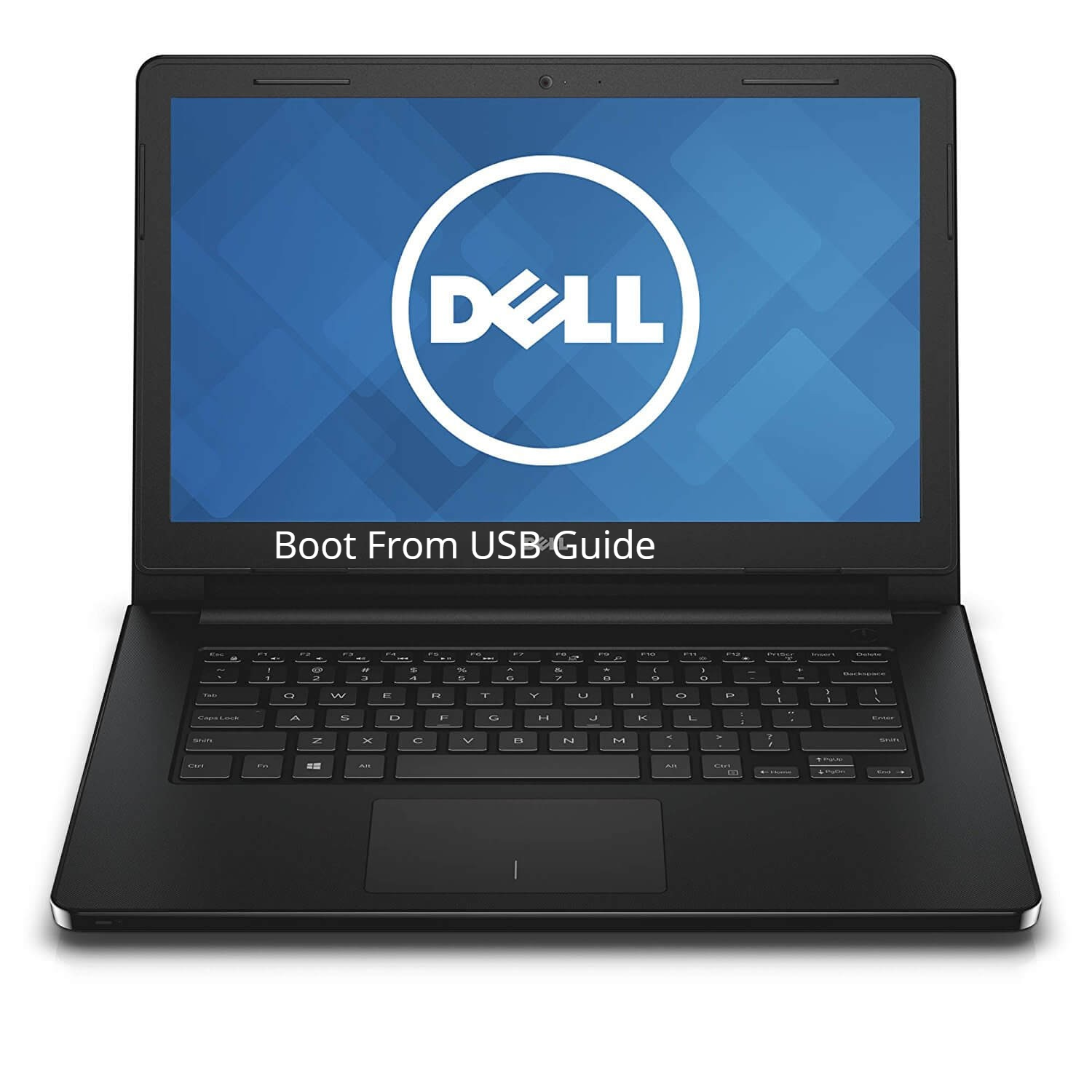 Dell Inspiron 3567 Boot From USB