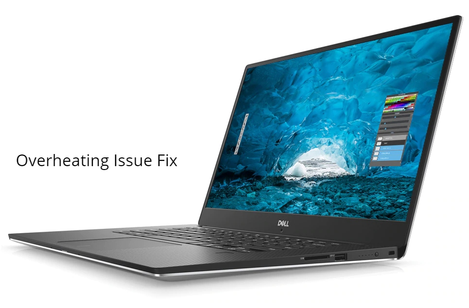 Dell XPS 15 9570 Overheating issue fix