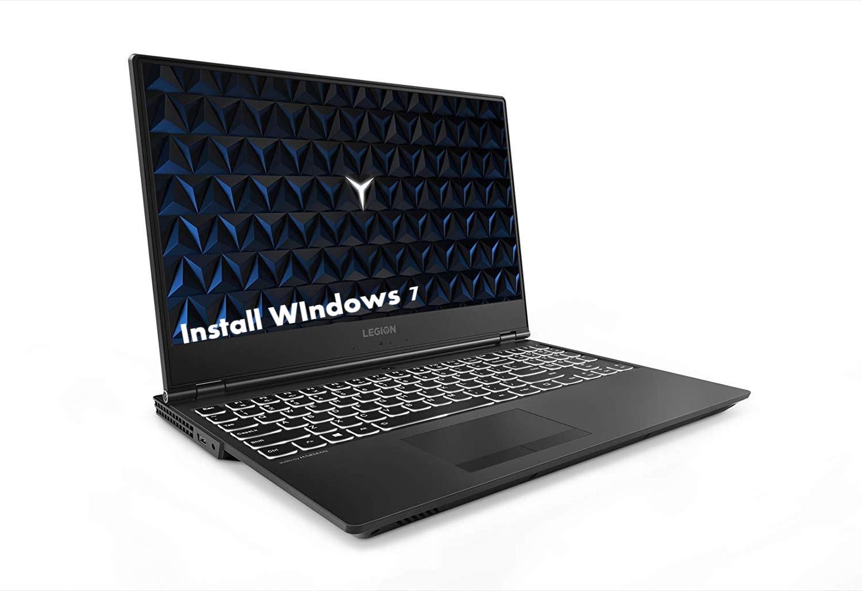 Install Windows 7 on Lenovo Legion Y530