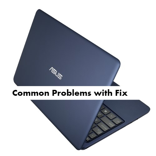 ASUS EeeBook X205TA Problems and their solutions