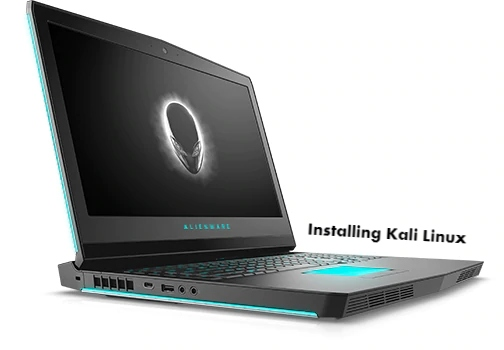 Dell Alienware 17 R5 install Kali Linux