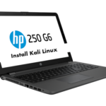 HP 250 G6 Kali Linux