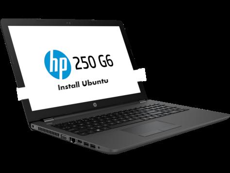 Install Ubuntu on HP 250 G6