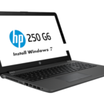 How to install Windows 7 on HP 250 G6 from USB