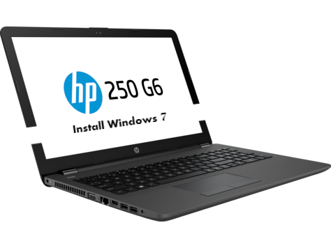 Install Windows 7 on HP 250 G6