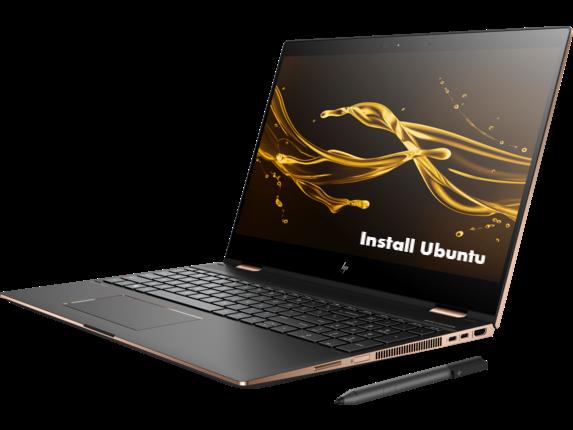 HP Spectre x360 Ubuntu