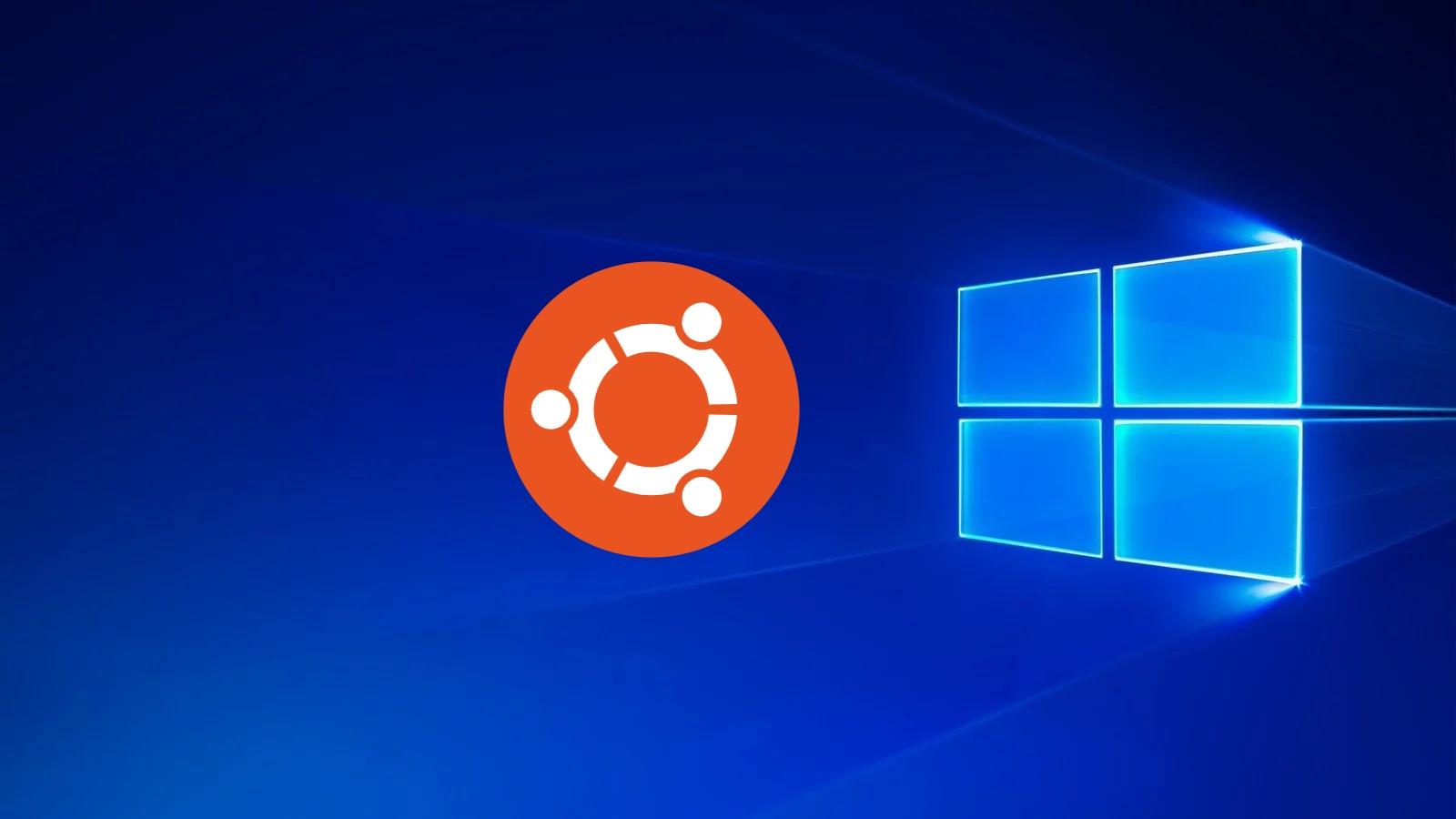 Install Ubuntu from USB in Windows 10