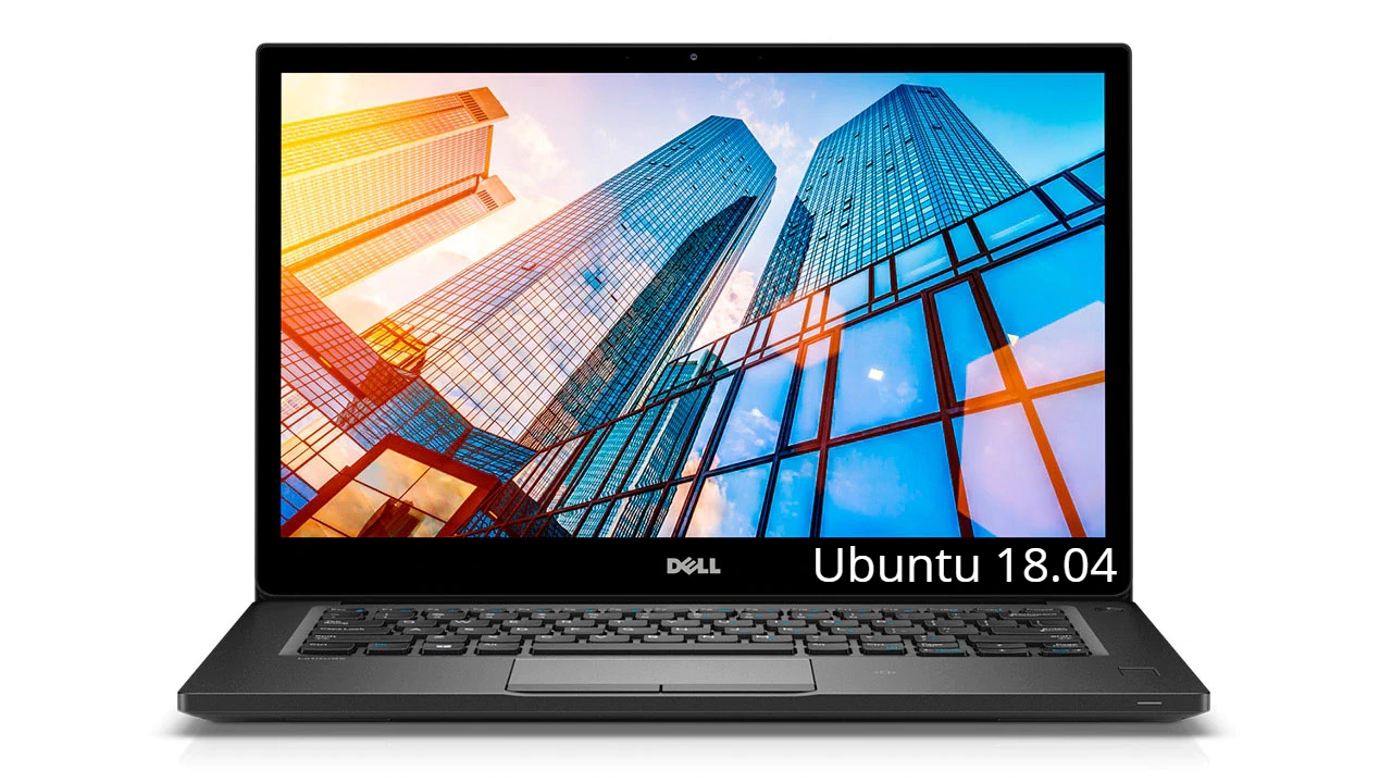 Dell Latitude 7490 Ubuntu