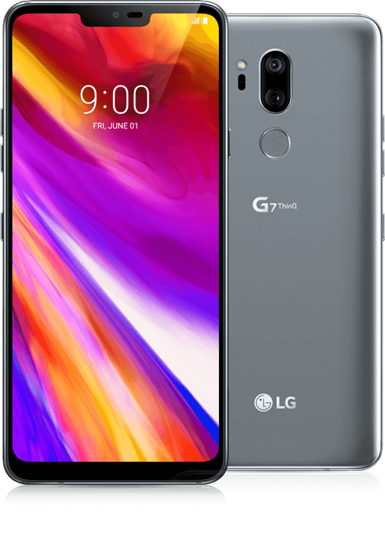 Install LineageOS 16 on LG G7 ThinQ
