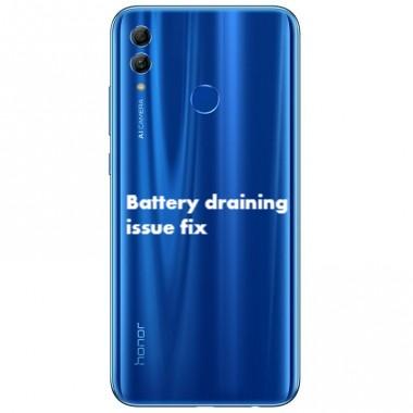 Honor 10 Lite Battery draining