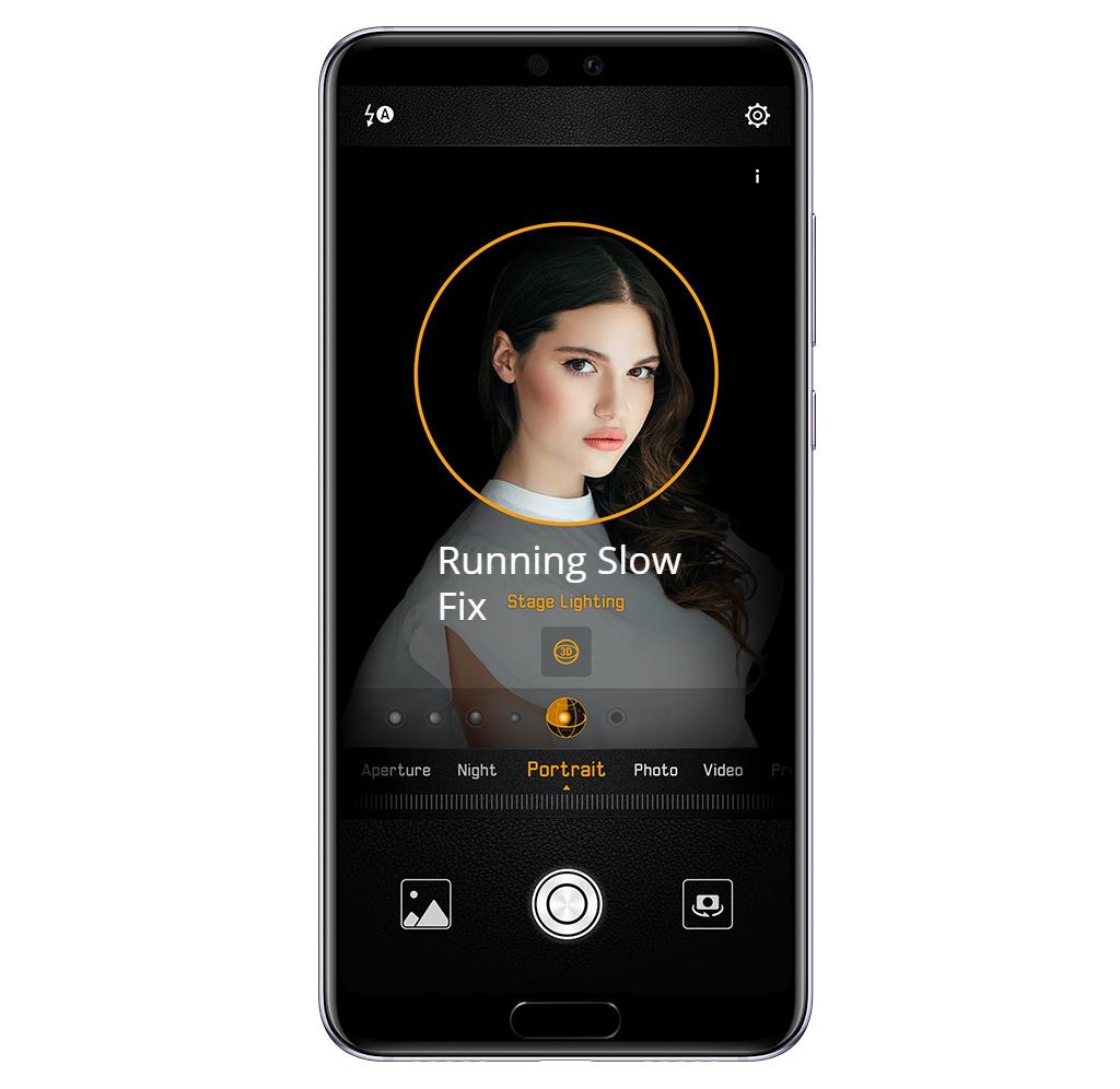 Huawei P20 Pro Running slow