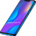 How to fix battery draining issue in Huawei Nova 3i?