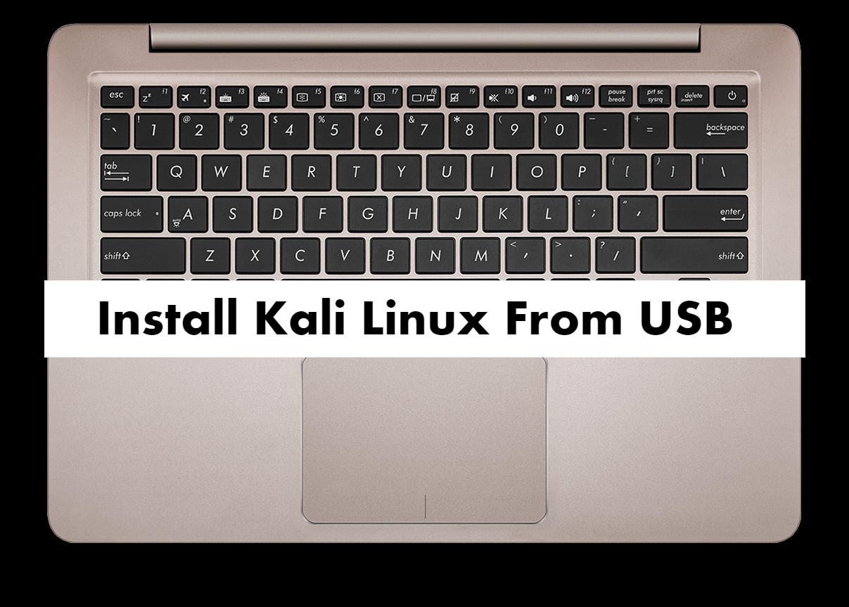 Asus Zenbook UX330UA Kali Linux