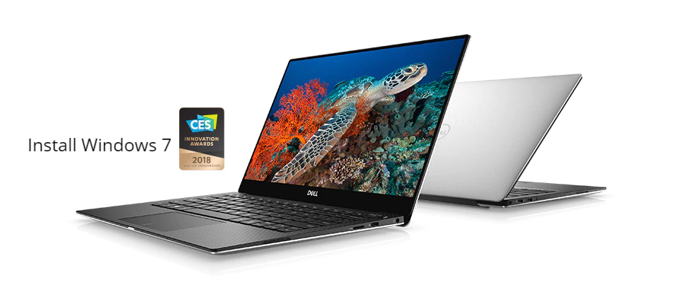 Install Windows 7 on Dell XPS 13 9370