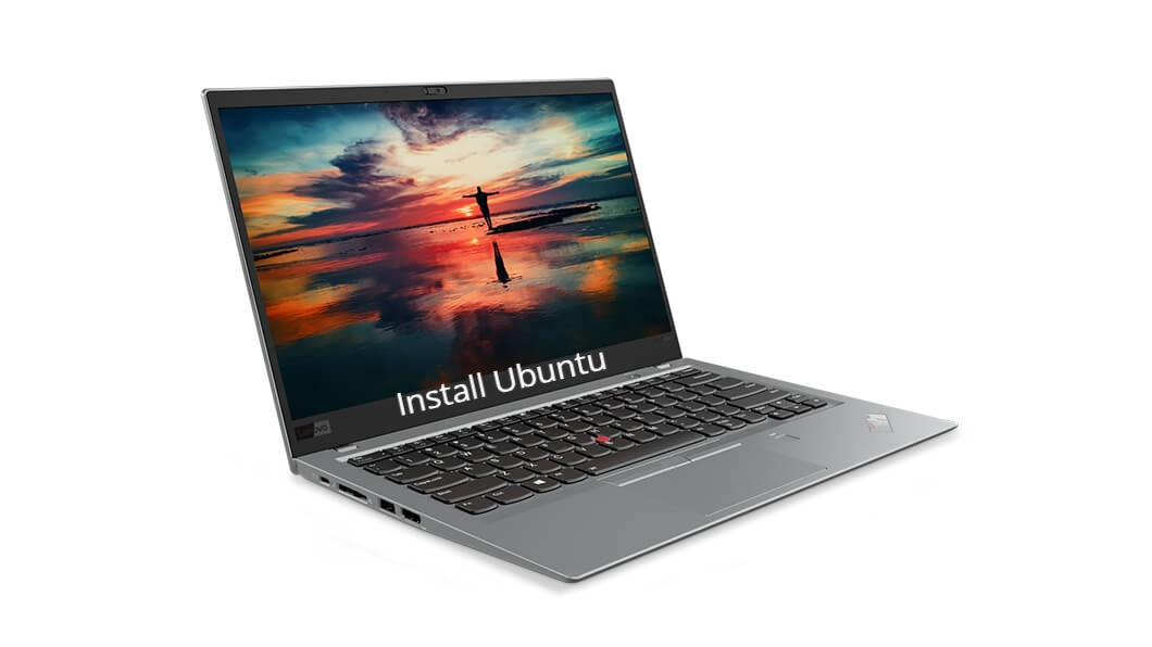 Install Ubuntu on Lenovo Thinkpad X1 Carbon