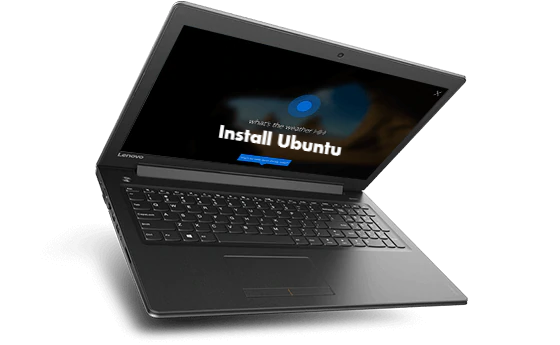 Lenovo Ideapad 310 Ubuntu