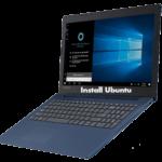 How to install Ubuntu on Lenovo Ideapad 330 from USB