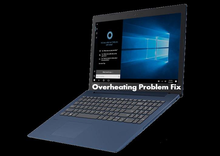 Lenovo Ideapad 330 Overheating problem