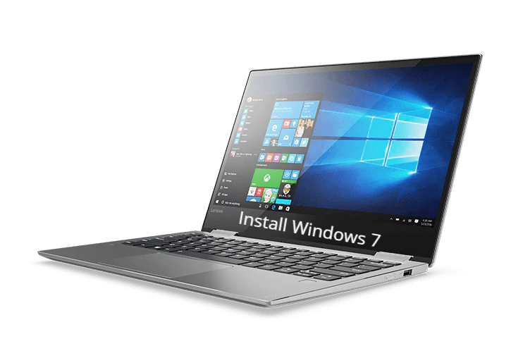 Install Windows 7 on Lenovo Yoga 720