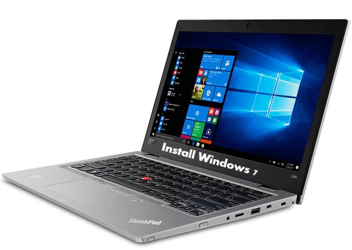 Install Windows 7 on Lenovo ThinkPad L380 Yoga