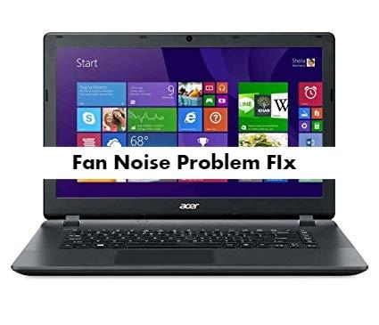 Acer Aspire E 15 Fan Noise